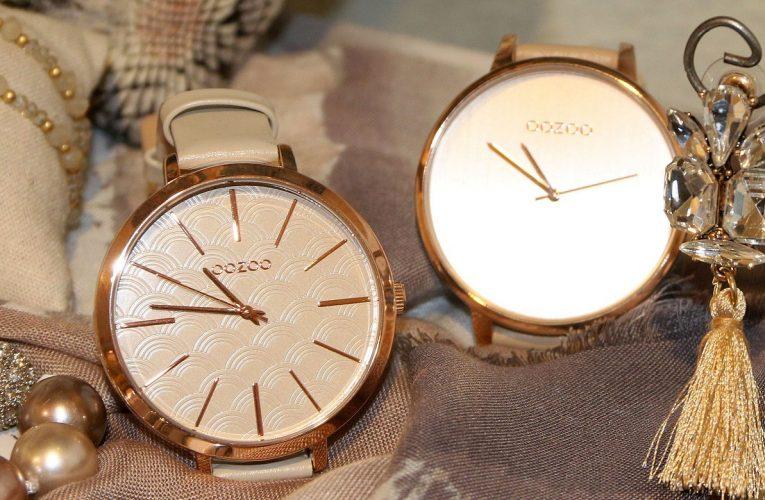 Съчетайте дамските часовници с различни стилове визия